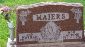 Nathan & Laurine Maiers